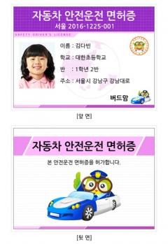 자동차안전운전면허증(2)  미리보기 이미지